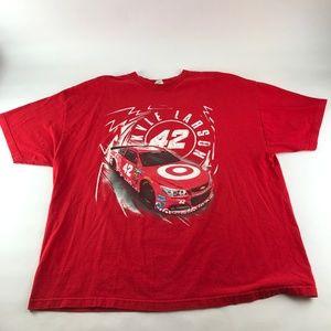 Nascar Kyle Larson #42 Target T-shirt